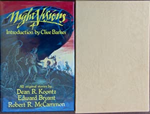 Night Visions 4 [Nightvisions]: Dean R. Koontz,
