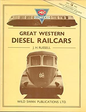 An Illustrated History of Great Western Diesel Railcars.