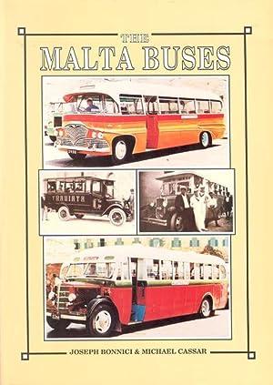 The Malta Buses.: Bonnici. Joseph and