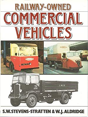 Railway-Owned Commercial Vehicles: Stevens-Stratten, S. W.;