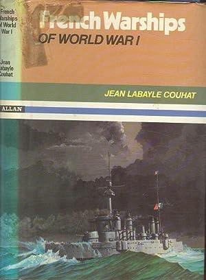 French Warships of World War I