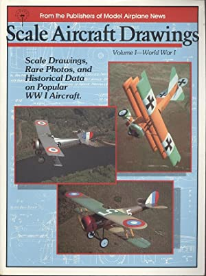 Scale Aircraft Drawings Volume One - World