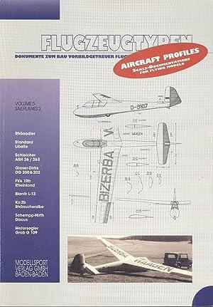 Flugzeugtypen. Dokumente zum Bau vorbildgetreuer Flugzeugmodelle -: HanspJuergen Fischer