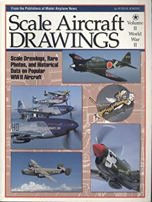 Scale Aircraft Drawings Volume Two - World