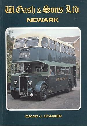 W.Gash & Sons Ltd., Newark: Stanier, David J.