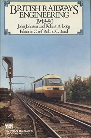 British Railways Engineering, 1948-80