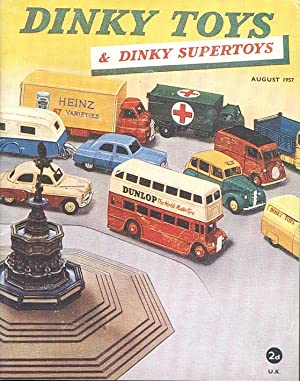 DINKY TOYS & Dinky Supertoys Catalogue Reprint