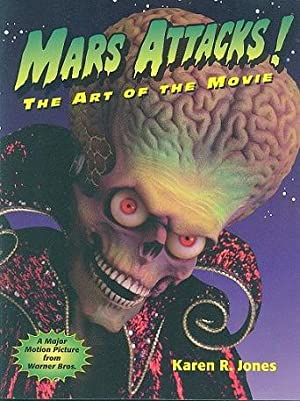 Mars Attacks - The Art of the Movie.
