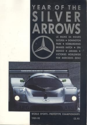 Year of the silver arrows 1989 1990: Spurring, Quentin