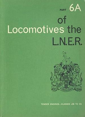 Locomotives of the L.N.E.R. - Part 6A: Fry. E.V [