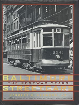 Baltimore Streetcars: The Postwar Years