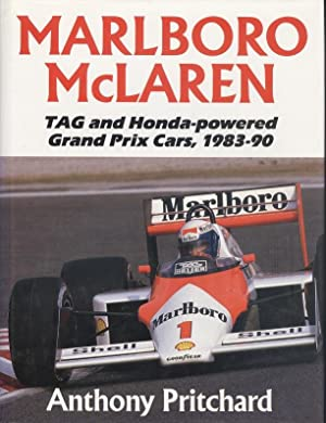 Marlboro MacLaren: The TAG and Honda-powered Grand: Anthony Pritchard