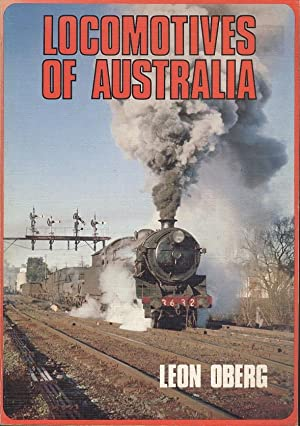 Locomotives of Australia: Leon Oberg