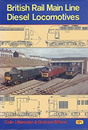 British Rail Main Line Diesel Locomotives