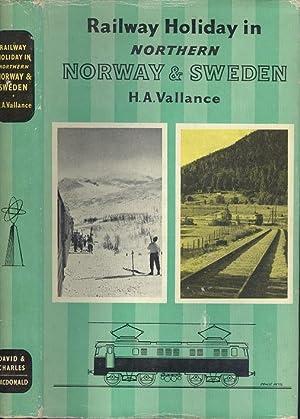 Railway Holidays Series No. 2: Railway Holidays: Vallance, H. A