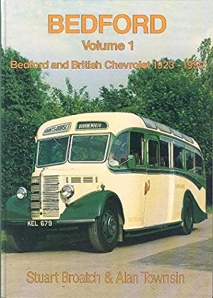 Bedford: Volume 1 - Bedford and the: Broatch, Stuart Fergus