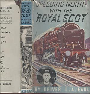Speeding North With The Royal scot (A day in the life of a locomotive man) Including d/w.