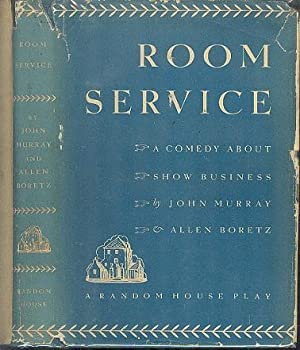Room Service - A Comedy About Show Business.