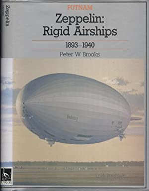 Zepplin Rigid Airships: 1893-1940