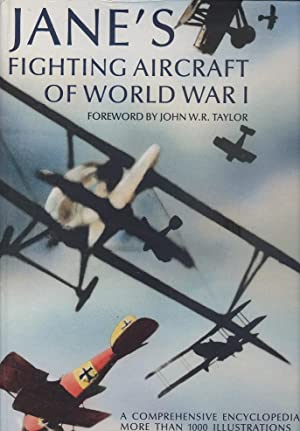 Jane's Fighting Aircraft Of World War I.