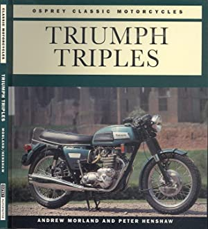 Triumph Triples (Osprey Classic Motorcycles)