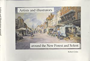 Artists and illustrators around the New Forest and Solent : a catalogue of mainly topographical v...