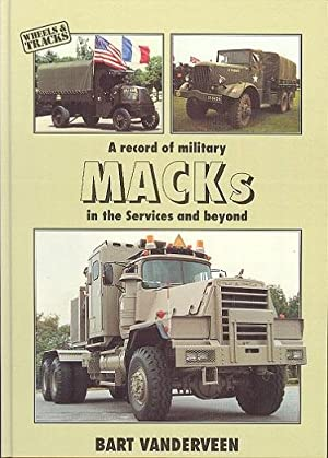 A Record of Military Macks in the: Vanderveen, Bart H.
