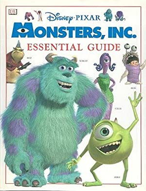 Monsters, Inc : Essential Guide