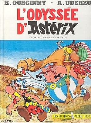 L'ODYSSEE D'ASTERIX: GOSCINNY, RENE ;