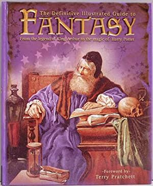 The Definitive Illustrated Guide To Fantasy.