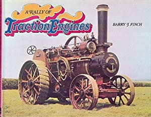 A Rally of Traction Engines