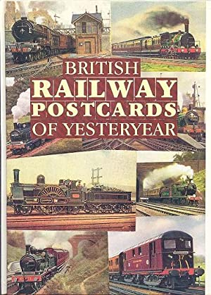 British Railway Postcards of Yesteryear