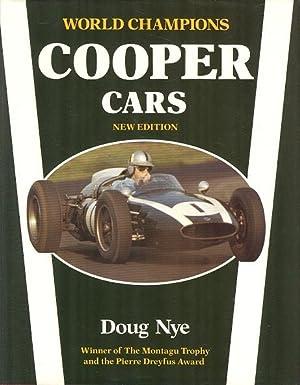 Cooper Cars - World Champions.: Nye, Doug.