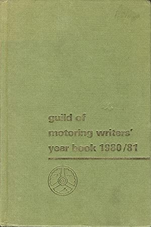 Guild of Motoring Writers' Year Book 1980/81