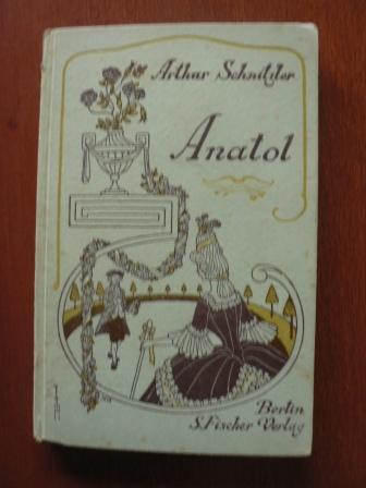 Anatol: Arthur Schnitzler