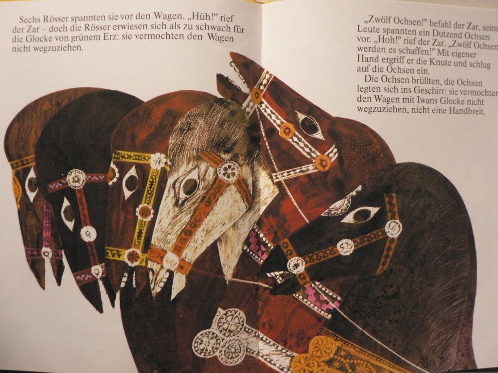 Die Glocke von grünem Erz: Otfried Preußler/Herbert Holzing