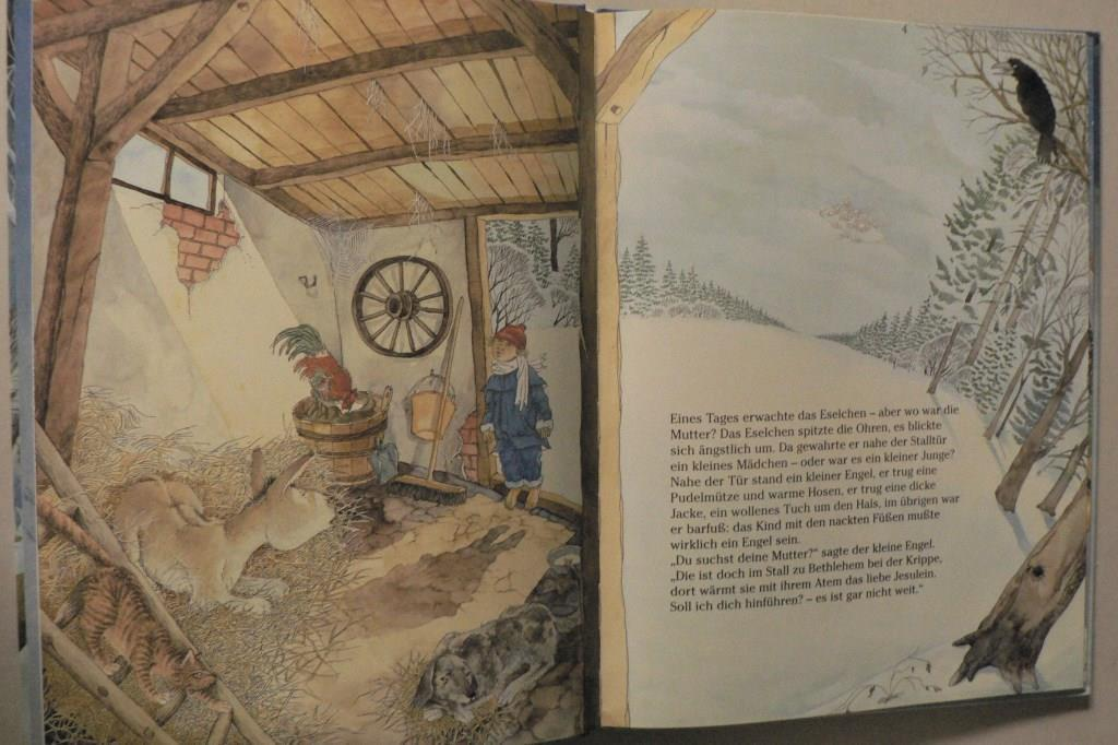 Das Eselchen und der kleine Engel: Preussler, Otfried