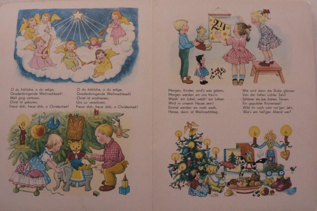 Bekannte Weihnachtslieder Kinder.Stille Nacht Heilige Nacht Und Andere