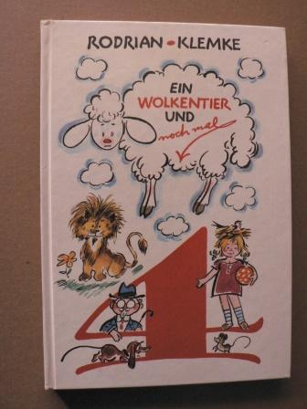 Ein Wolkentier und noch mal vier. Fünf: Fred Rodrian/Werner Klemke