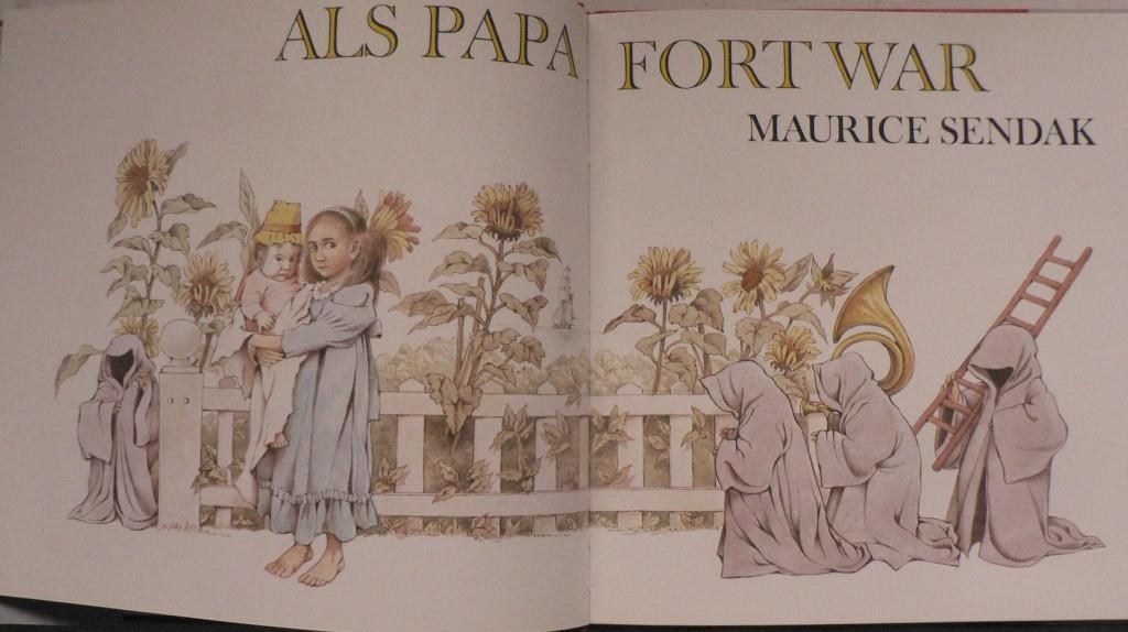 Als Papa fort war: Sendak, Maurice