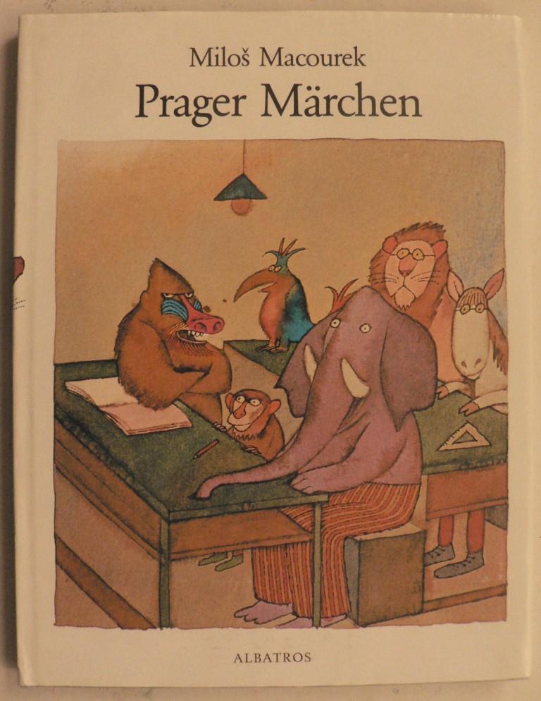 Prager Märchen: Macourek, Milo /Born, Adolf