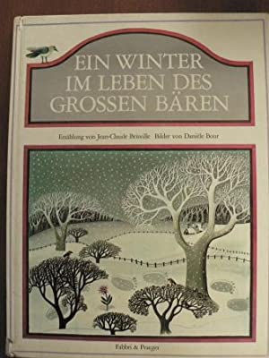 Ein Winter im Leben des Großen Bären.: Brisville, Jean-Claude /