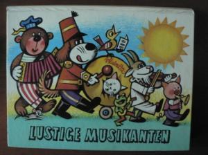 Lustige Musikanten: Voitech Kubasta (Illustr.)