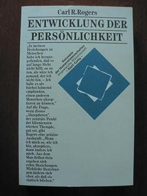 Entwicklung der Persönlichkeit. Psychotherapie aus der Sicht