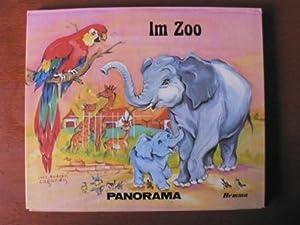 Im Zoo. Ein Pop-up-Bilderbuch: Luce-Andre Lagarde (Illustr.)