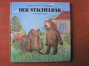 9783770762682 Der Stachelbär Bilderbuch Abebooks 3770762681