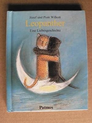 Leopanther. Eine Liebesgeschichte: Wilkon, Józef (Illustr.)/Wilkon,