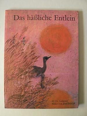 Das hässliche Entlein (großformatig): Hans Christian Andersen/Josef
