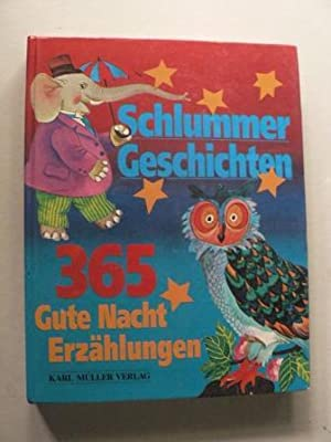 Schlummergeschichten: Helga Gebhardt &