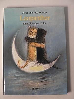 Leopanther - Eine Liebesgeschichte (großformatig): Józef & Piotr